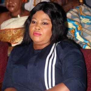 Hon Rebecca Yeboah.